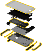iPhone構造